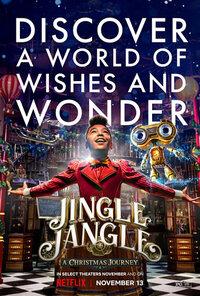 Imagen Jingle Jangle: A Christmas Journey