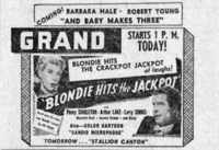image Blondie Hits the Jackpot