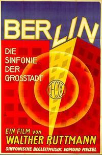 image Berlin. Die Sinfonie der Großstadt
