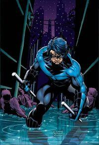 image Nightwing ( voice )