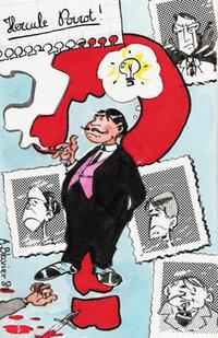 Bild Hercule Poirot