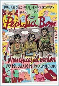 Bild Pepi, Luci, Bom y otras chicas del montón