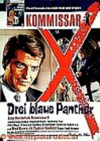 image Kommissar X - Drei blaue Panther