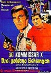 image Kommissar X - Drei goldene Schlangen