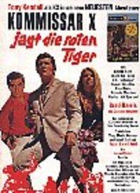 Bild Kommissar X jagt die roten Tiger