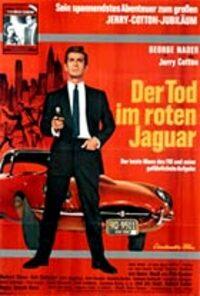 Bild Der Tod im roten Jaguar