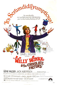 Bild Willy Wonka and the Chocolate Factory