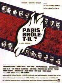 image Paris brûle-t-il?
