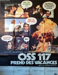 image OSS 117 prend des vacances