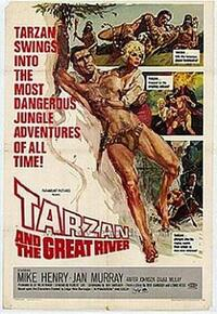 image Tarzan and the Great River