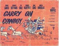 Bild Carry on Cowboy