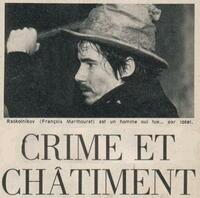 image Crime et châtiment