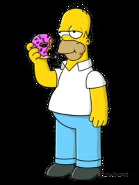 Bild Homer J. Simpson