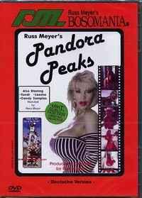 image Pandora Peaks