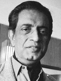 image Satyajit Ray