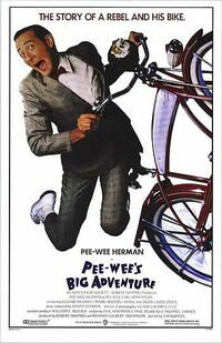 Bild Pee-wee's Big Adventure