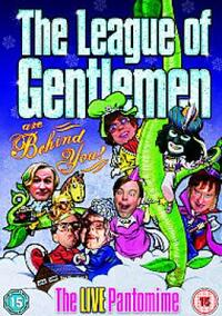 image The League of Gentlemen Are Behind You