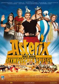 Bild Astérix aux jeux olympiques