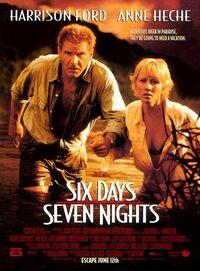 Bild Six Days Seven Nights
