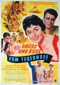 image Gruß und Kuss vom Tegernsee