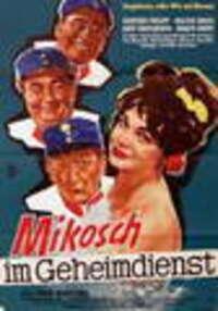 Bild Mikosch im Geheimdienst