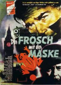 Bild Der Frosch mit der Maske