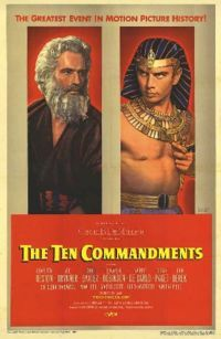 Bild The Ten Commandments
