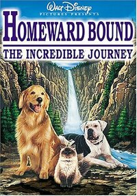 image Homeward Bound: The Incredible Journey
