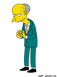 image Montgomery Burns