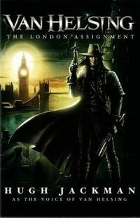 Bild Van Helsing: The London Assignment
