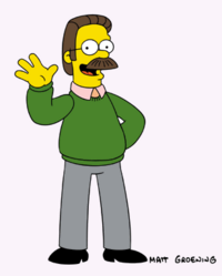 image Ned Flanders