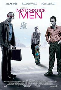 Bild Matchstick Men