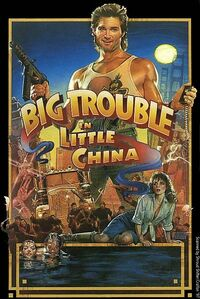 Bild Big Trouble in Little China