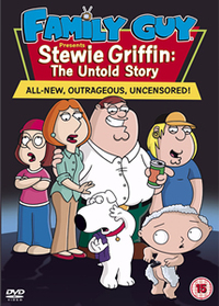 Bild Family Guy Presents Stewie Griffin: The Untold Story