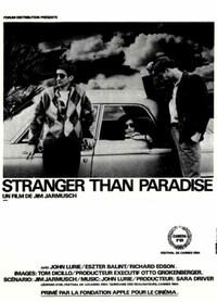 Imagen Stranger Than Paradise