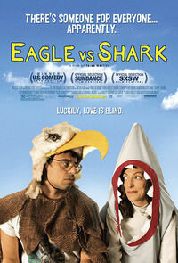 Bild Eagle vs Shark