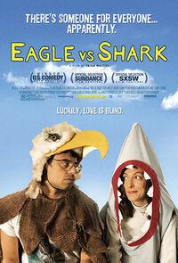 image Eagle vs Shark
