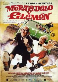 Bild La Gran aventura de Mortadelo y Filemón