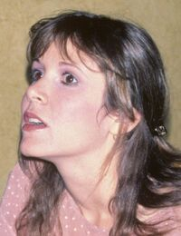 Bild Carrie Fisher