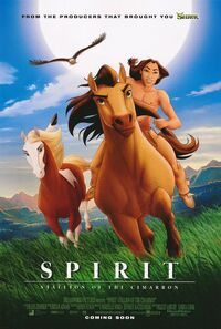 Bild Spirit: Stallion of the Cimarron