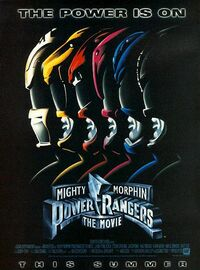 Bild Mighty Morphin Power Rangers: The Movie