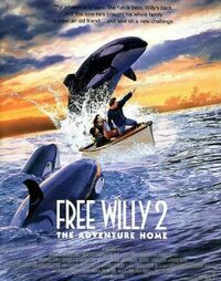 image Free Willy 2 - The Adventure Home