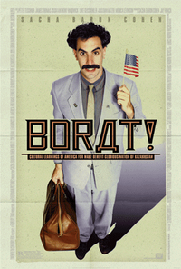 Bild Borat: Cultural Learnings of America for Make Benefit Glorious Nation of Kazakhstan