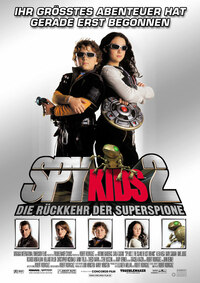 Bild Spy Kids 2: The Island of Lost Dreams
