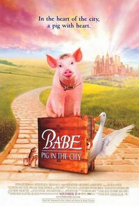 Bild Babe: Pig in the City