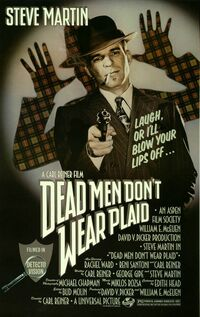 Bild Dead Men Don't Wear Plaid