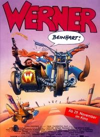 Bild Werner - Beinhart!