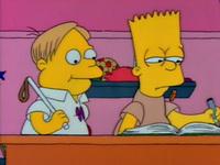 Bild Bart Gets an F