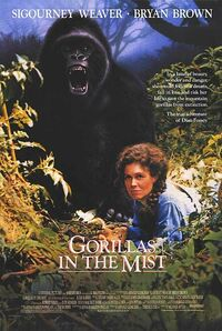 Bild Gorillas in the Mist: The Story of Dian Fossey