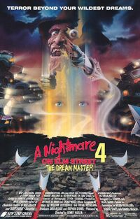 Bild A Nightmare on Elmstreet 4: The Dream Master